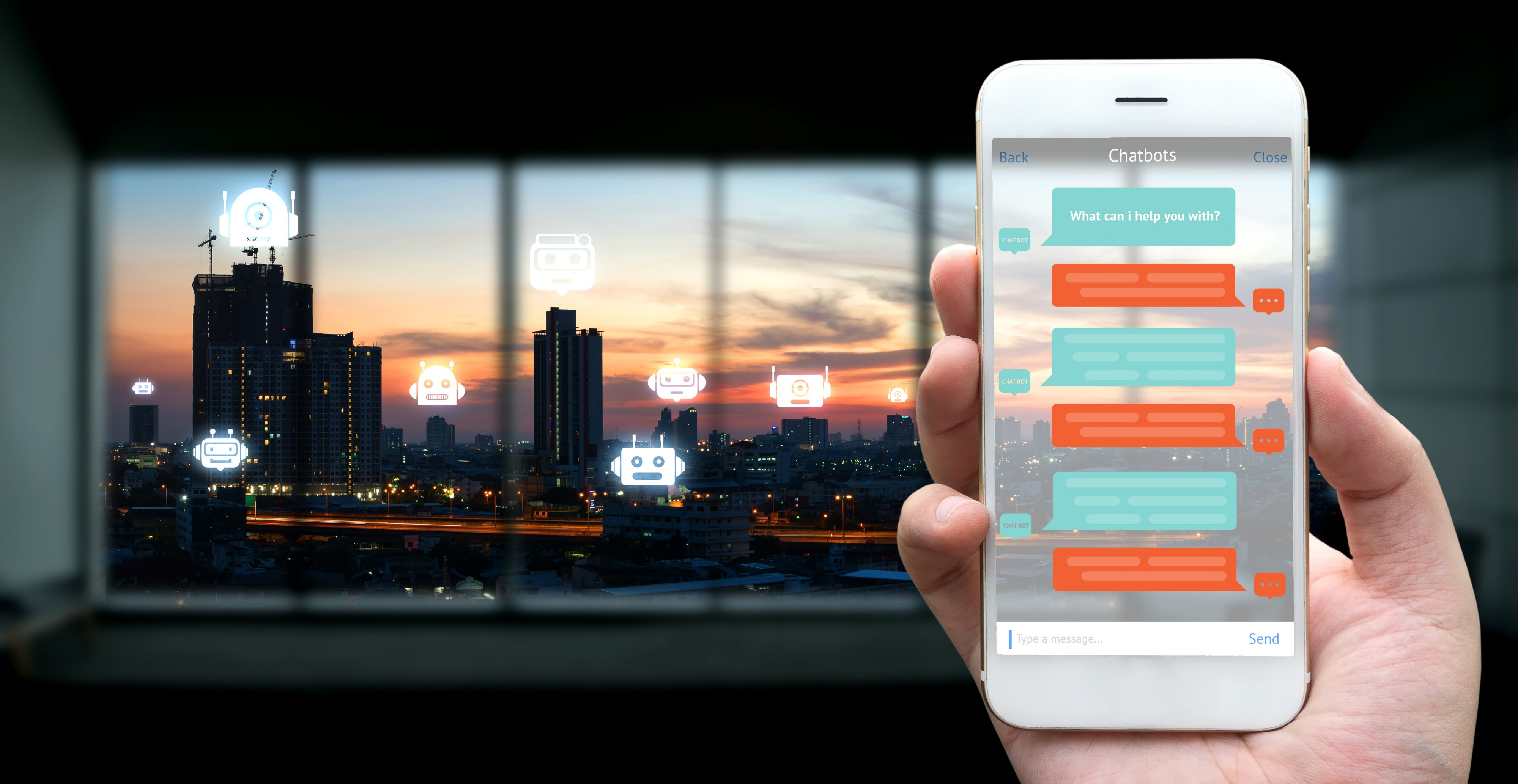 5 Reasons Why Chatbots Are Emerging As The Future of Business