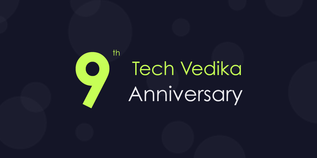 Big Announcements from Tech Vedika!!!